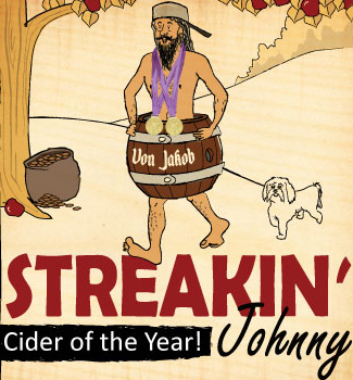 Streakin' Johnny Cider of the Year