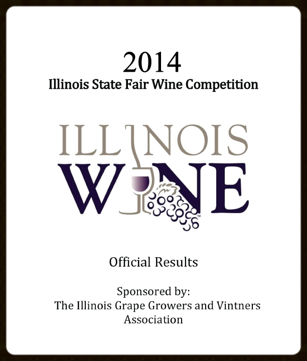 2014 Illinois Wine Competition Results