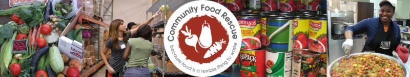 Community Food Rescue: because food is a terrible thing to waste