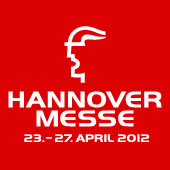 Hannover messe 2012 with dates