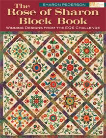 Rose of Sharon Block Book