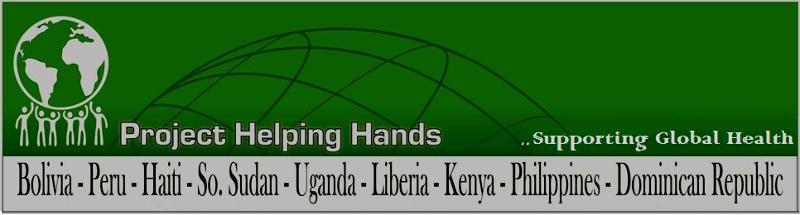 Supporting Global Health Banner