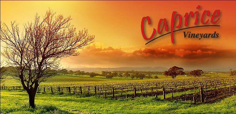 Caprice Vineyards Logo