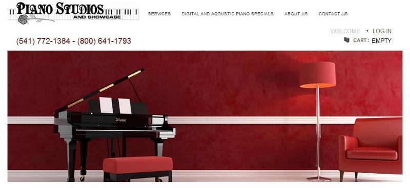 Tom Lowell Piano Studios and Showcase