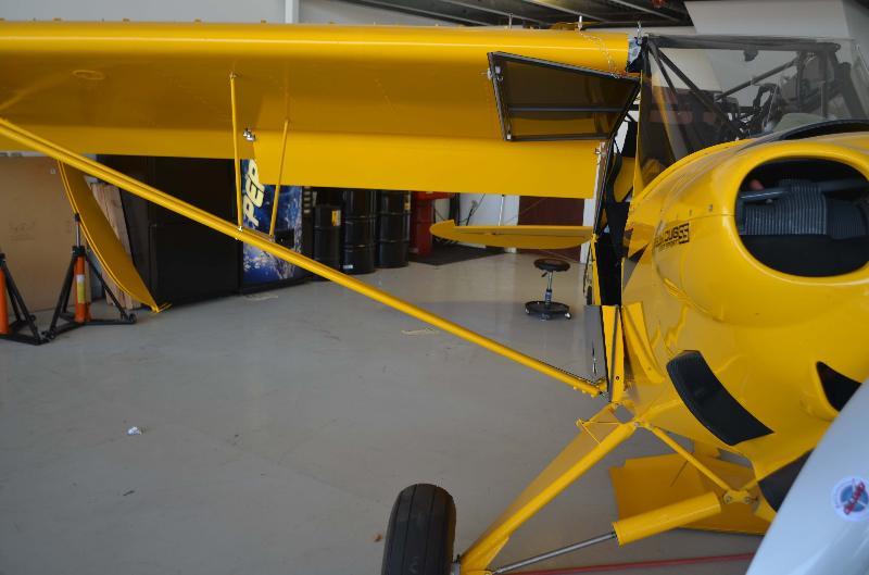 Oshkosh, Back Country Flying in Utah and Idaho