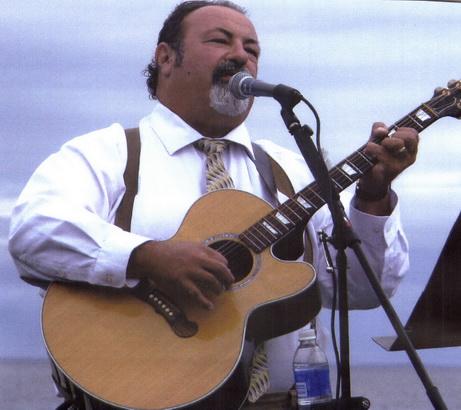 Entertainer Bruce John