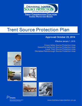 Trent Source Protection Plan cover