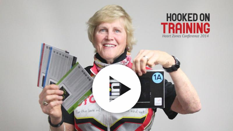 Hooked On Training by Sally Edwards