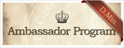 D.Min. Ambassador
