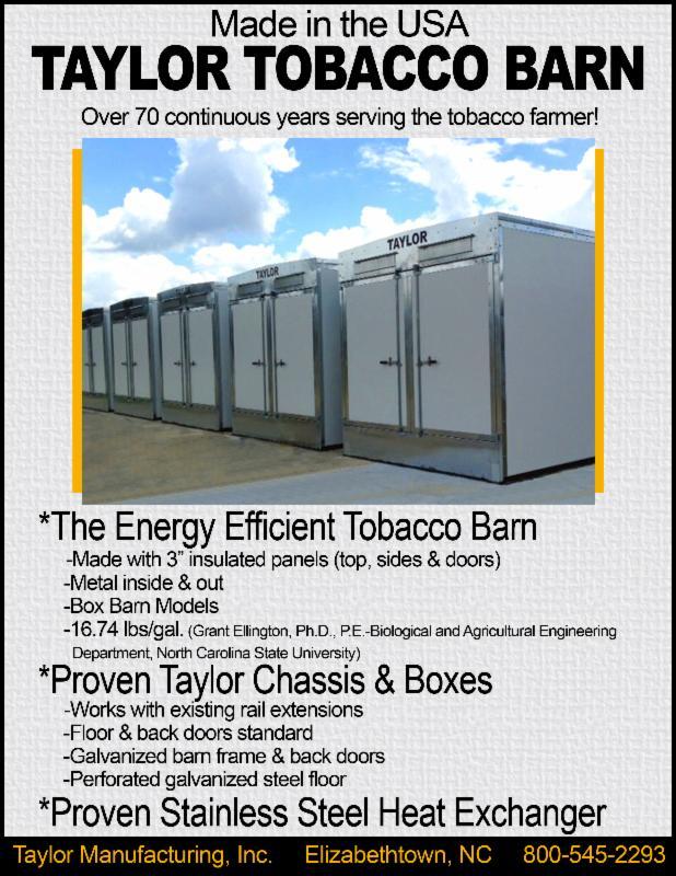 Taylor Tobacco Barn