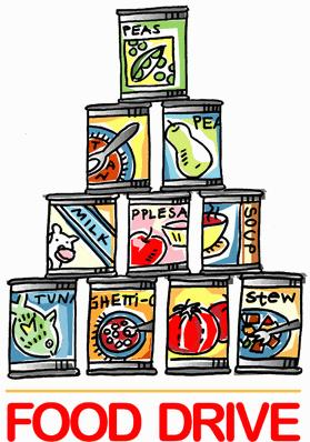 Food drive_Canned goods