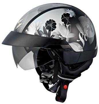 Lilly helmet black