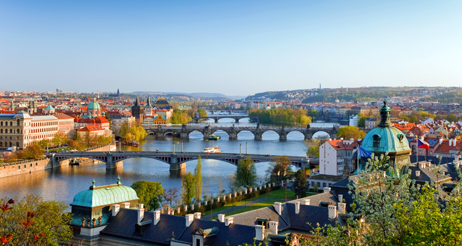 7-day Prague and Budapest Vacation Package