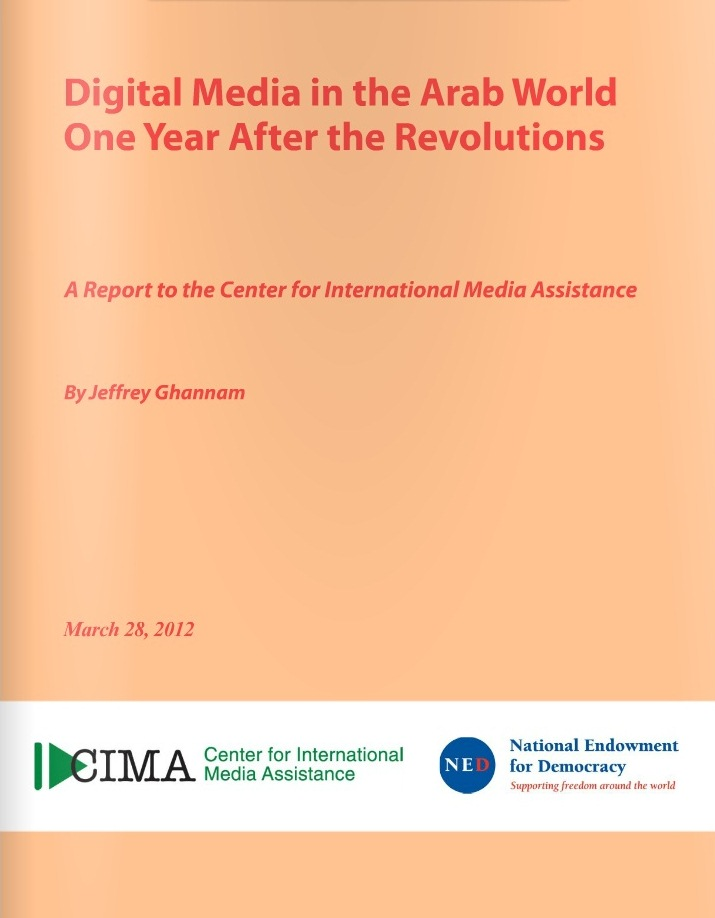 Digital Media in the Arab World