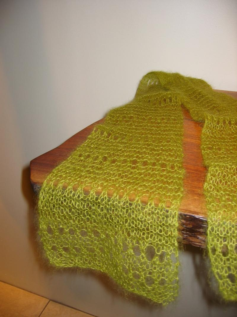 LaceScarf