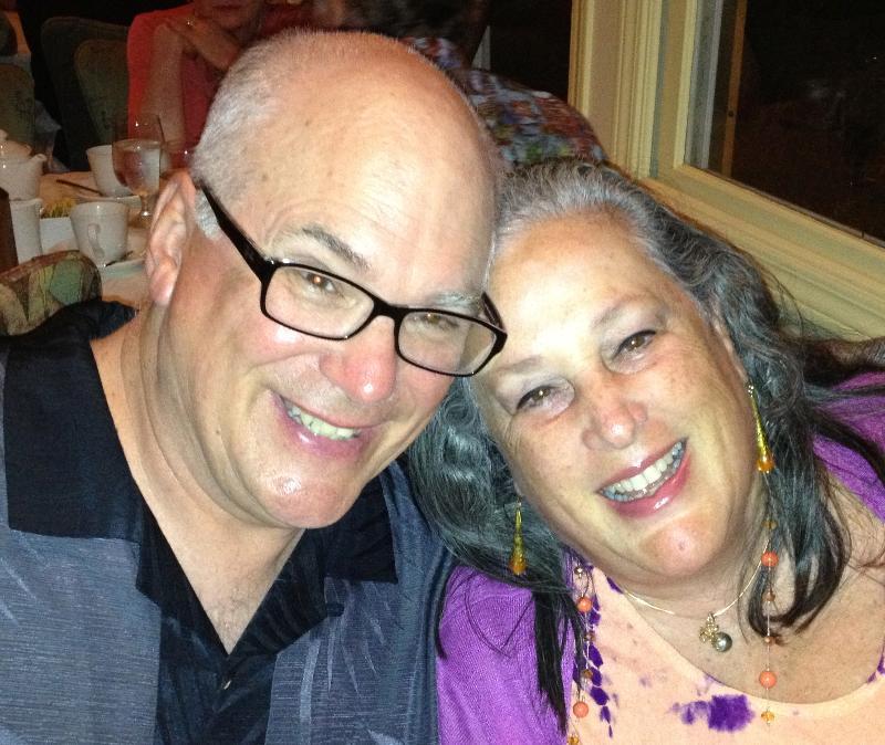John and Susan 34th