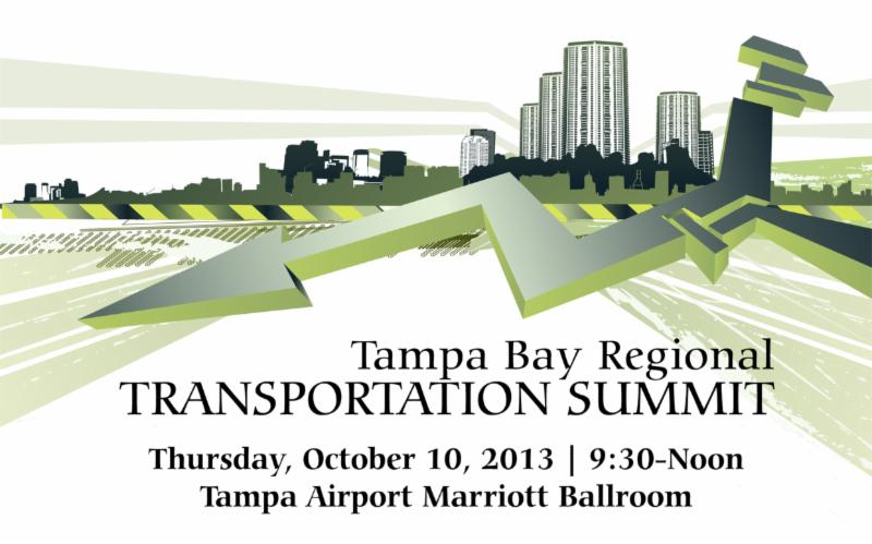 Tampa Bay Regional Transportation Summit masthead