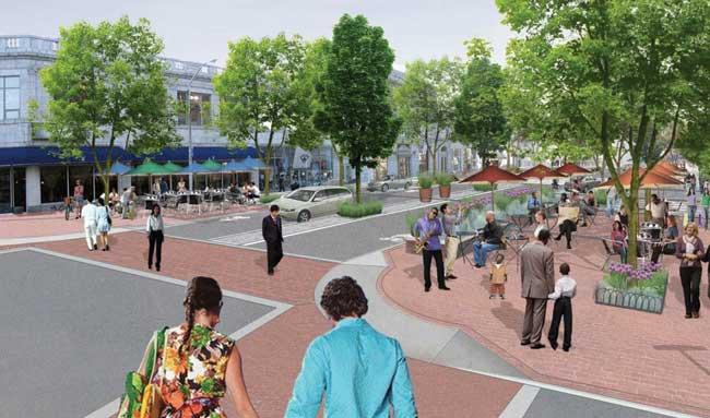 complete street rendering from NJ