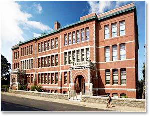 Central Grammar Building