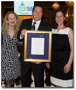 Preservation Massachusetts Award Photo