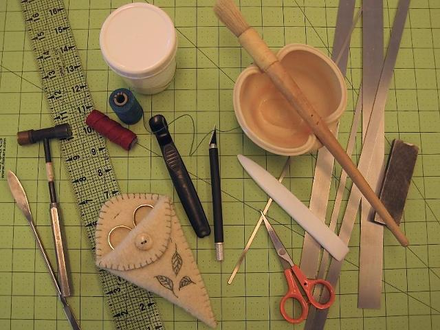 Bookmaking Tools