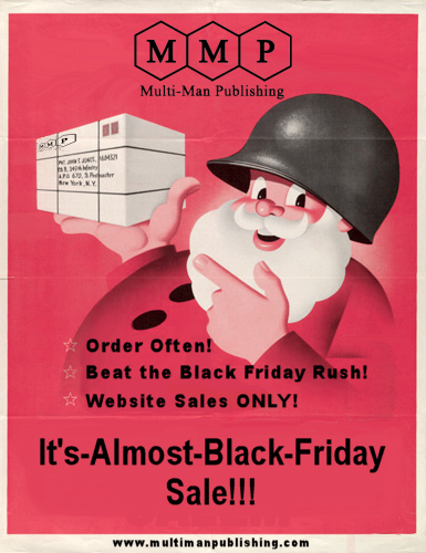 It's Almost Black Friday Sale from MMP