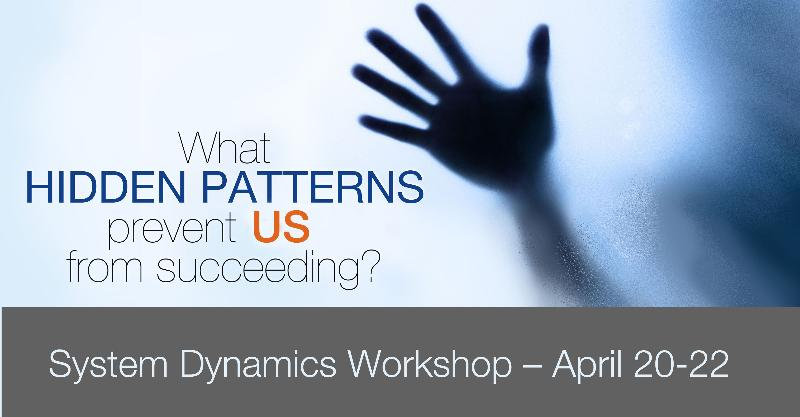 System Dynamics Workshop Aug 20-22