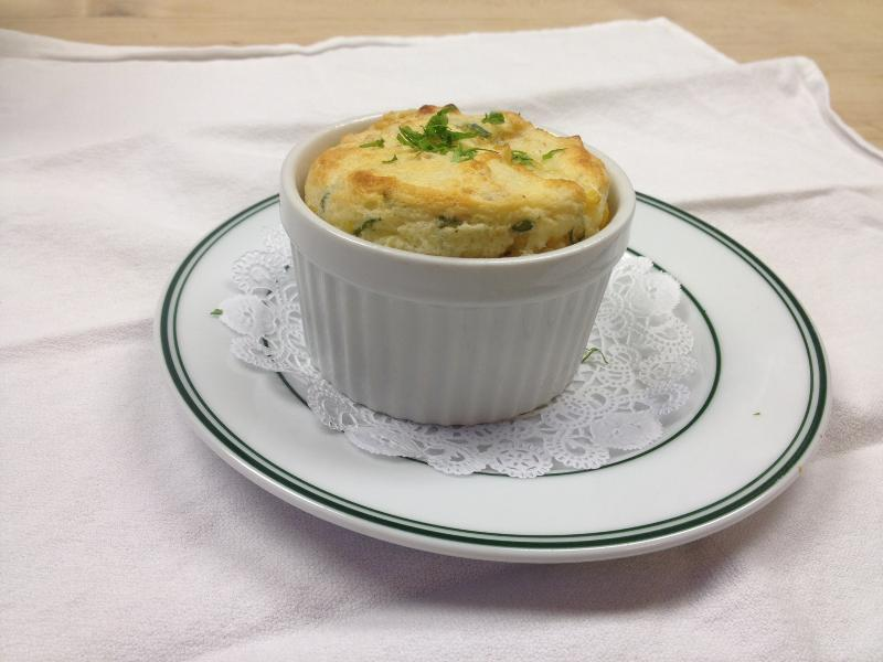 Sweet Corn Souffle