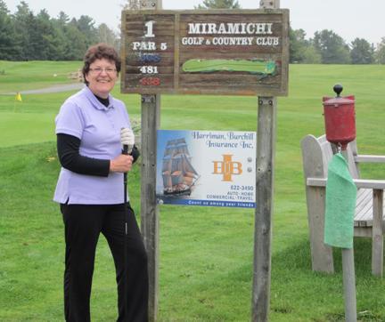 Miramichi Golf Course