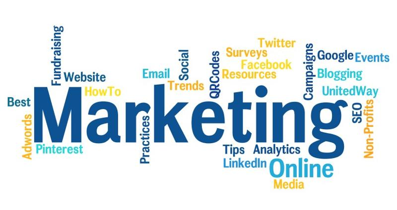 Online Marketing Image