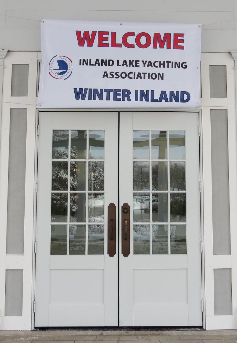 door at Winter Inland
