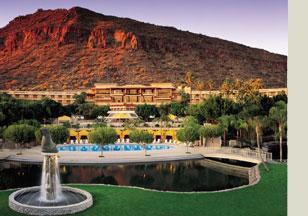 Phoenician Resort Exterior