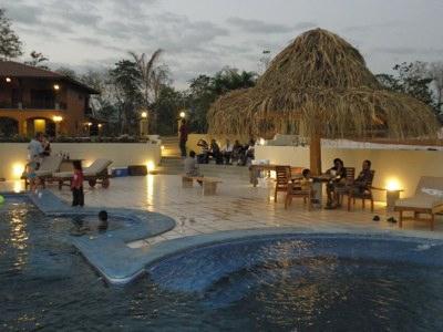 Punta Dakota Pool