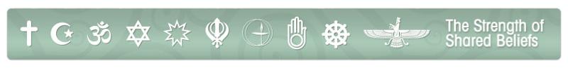 Multifaith Banner