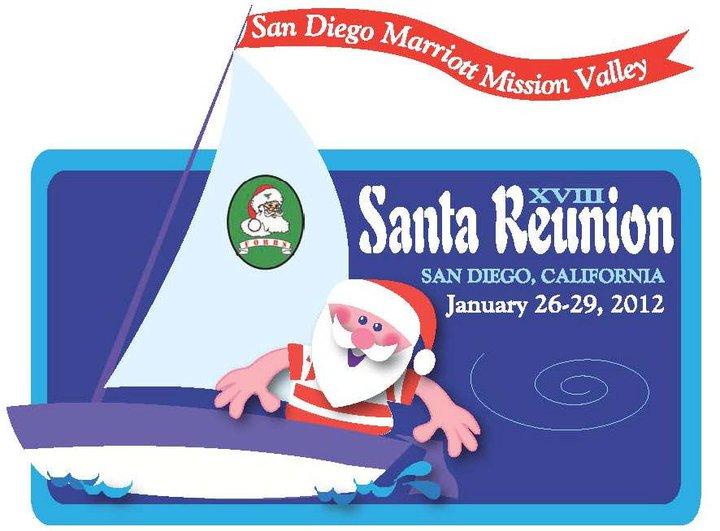 Santa Reunion LOGO 0711