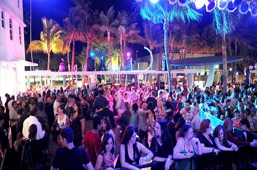 Verge Miami Opening Night Reception