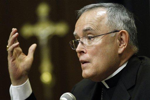 Archbishop Charles J. Chaput, OFM Cap