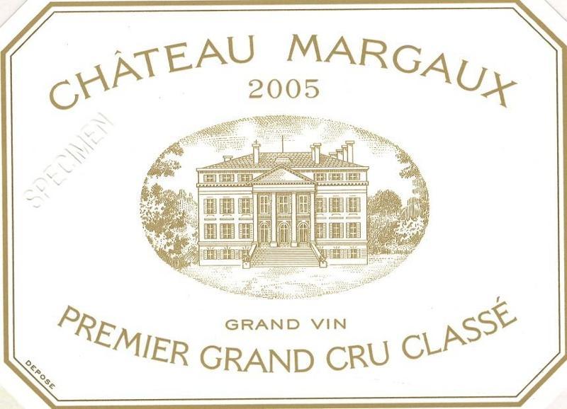 2005 Chateau Margaux
