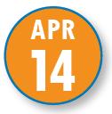 April 14