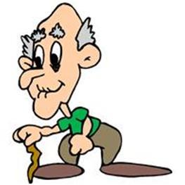Grandfather Cartoon