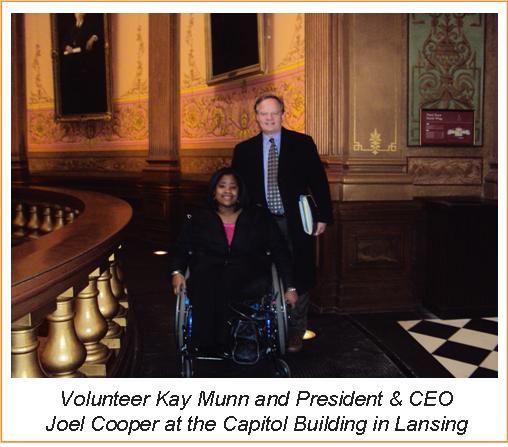 Kay & Joel at Capitol