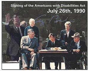 Signing ADA