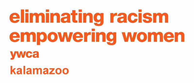 YWCA Kalamazoo logo says eliminating racism empowering women YWCA Kalamazoo