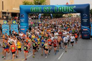 GO! St. Louis Start Line