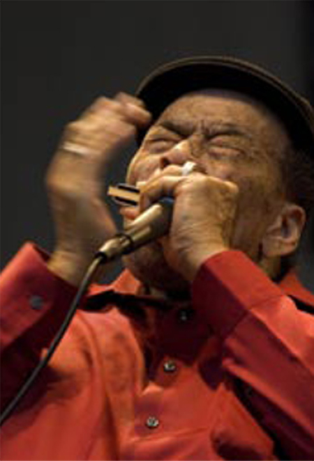 A TRIBUTE TO LOUISIANA'S LITTLE WALTER, FEATURING JAMES COTTON