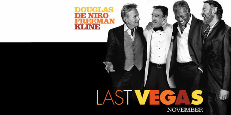 Las Vegas Douglas De Niro Freeman And Kline Style Film