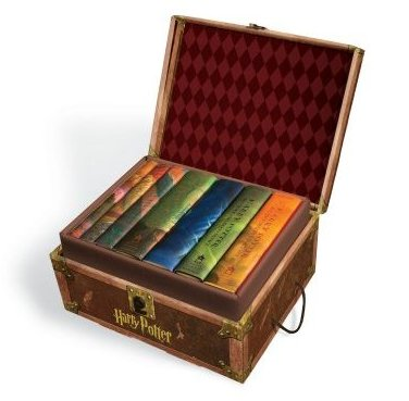 Harry Potter Books Boxed Set