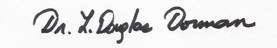 Doug's Signature