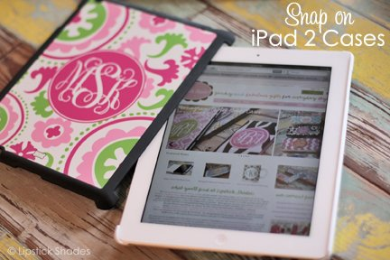 Snap on Ipad 2 Case
