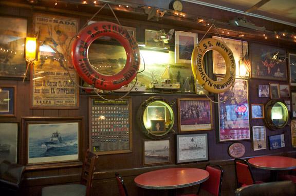 Montero's Bar by Tom Callan
